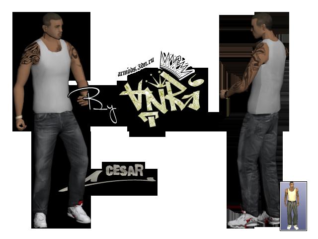 [Download] SKINS HOT! Cesar
