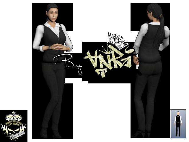 Mega SkinPack HD Skins - By Anry Crogrl3