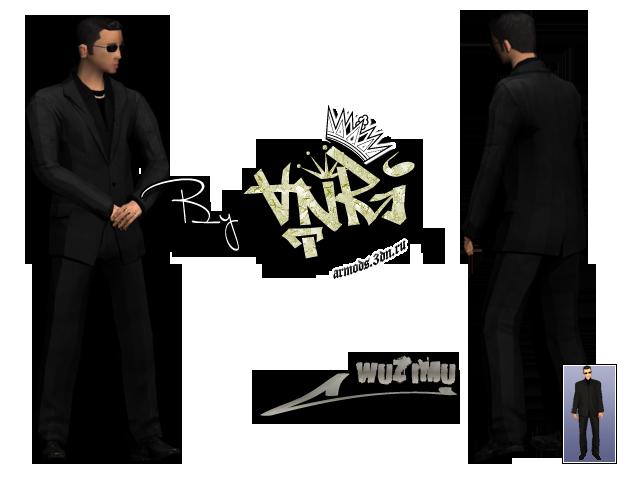 [Download] SKINS HOT! Wuzimu